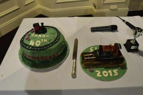 SDMRC 2015 40th Anniversary Meal