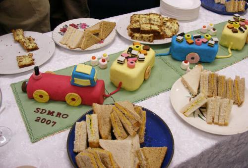 SDMRC 2007 Exhibition Party