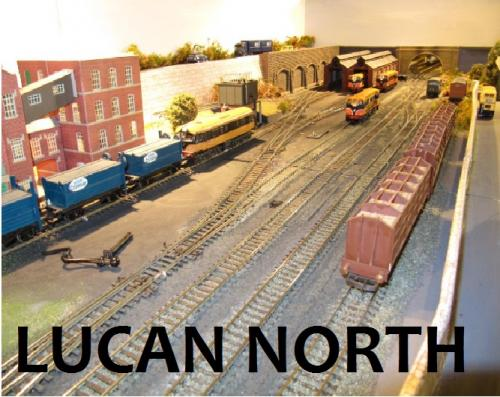 Club Lucan North OO Layout