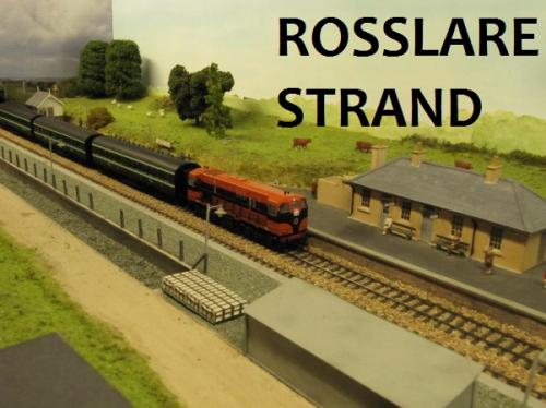 Club Rosslare Strand OO Layout