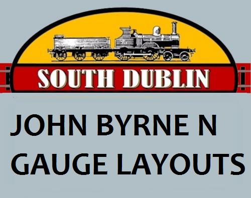 Club John Byrne N Gauge Layouts