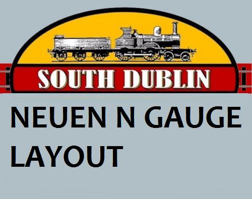 Club Neuen N Gauge Layout