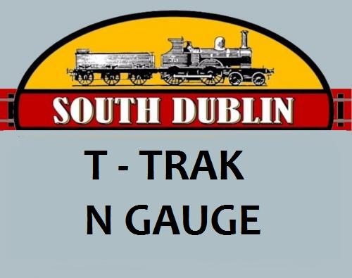 Club T Trak Layout